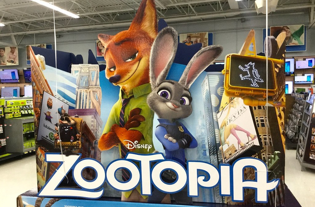 Review: 'Zootopia' is a deep demonstration of American racism — relevant to the recent BLM movement