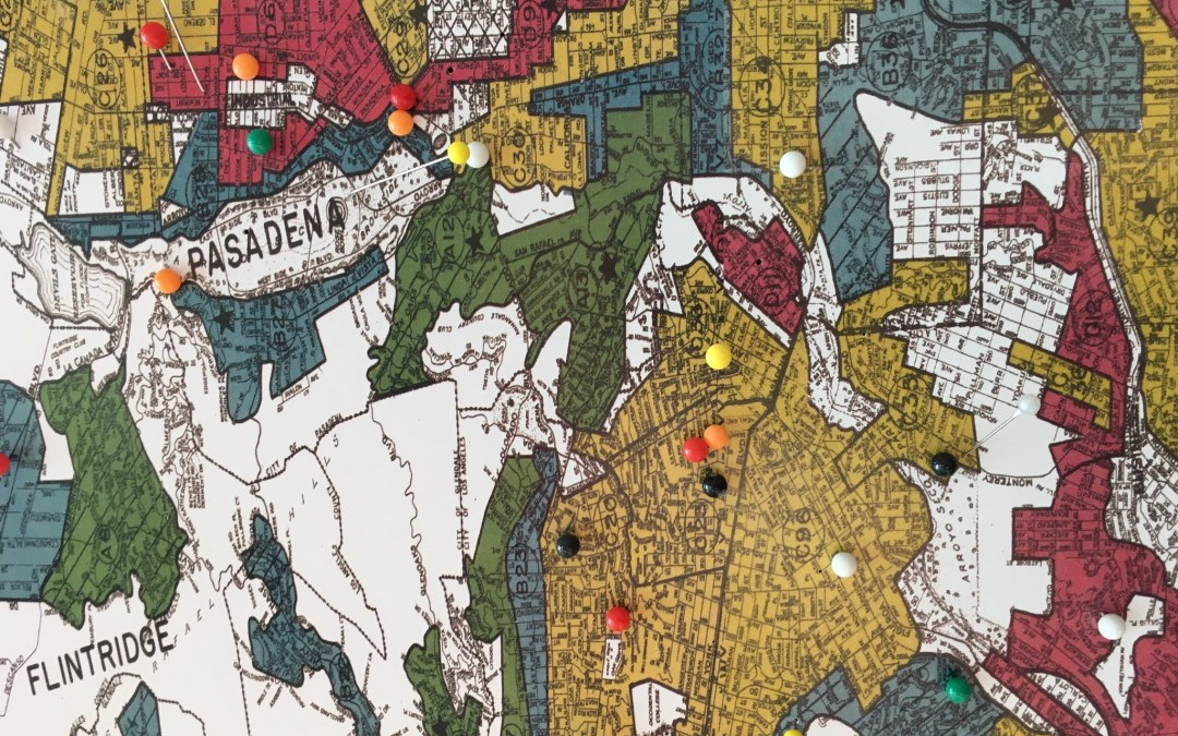 Opinion: How redlining contributes to today's inequities