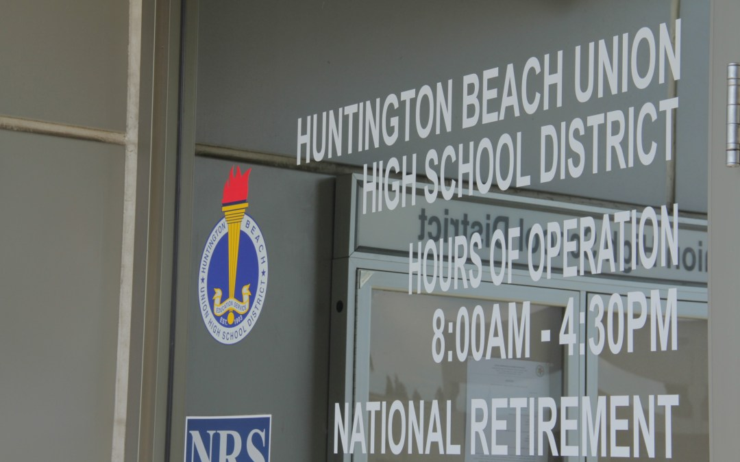 Community public comments to the HBUHSD Board of Trustees