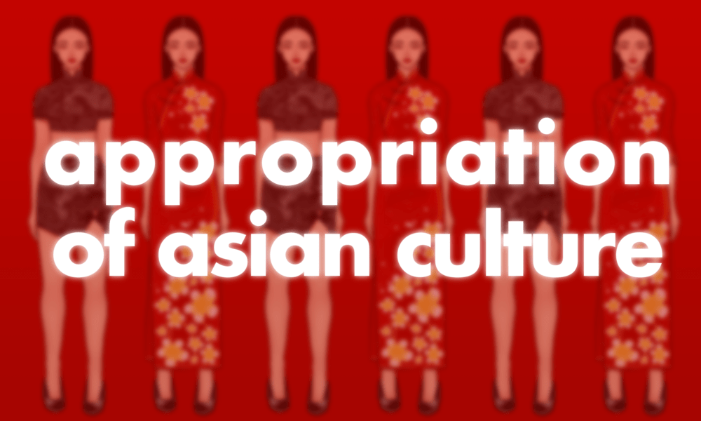 Opinion: Stop sexualizing Asian culture