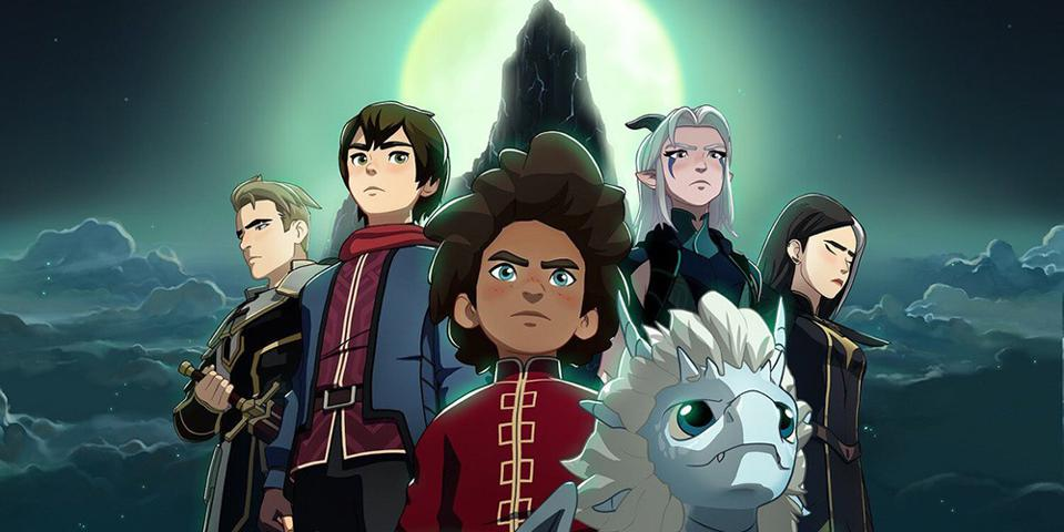 Review: Netflix animated series 'The Dragon Prince' is generic and doesn't live up to its hype
