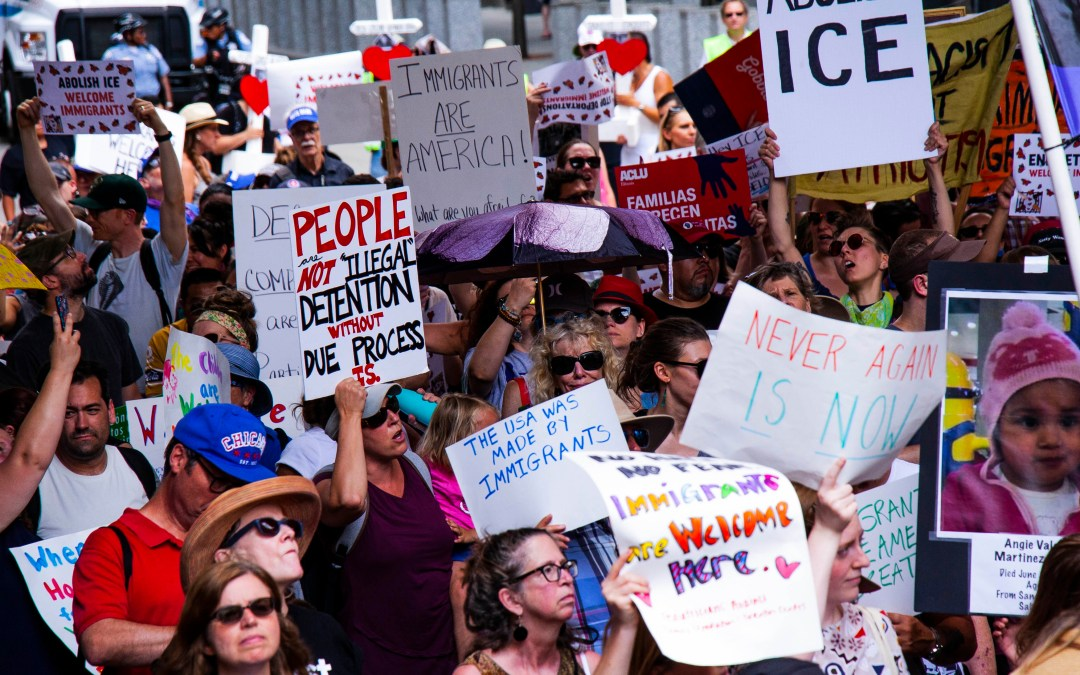Opinion: America's ICE detention centers need to be abolished