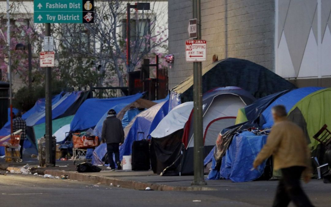The Los Angeles homelessness crisis: Looking to 2021