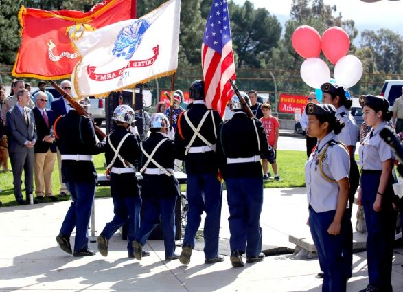 How the pandemic affected the AFJROTC program at Crescenta Valley High School