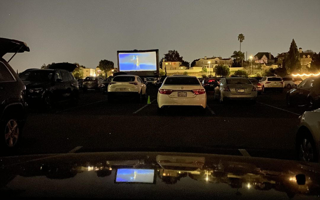 The revival of drive-in movies