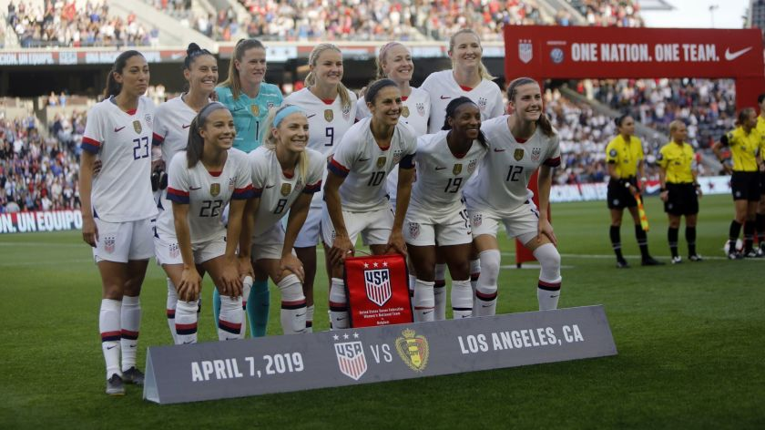 Opinion: Should women's soccer get equal pay as the mens?