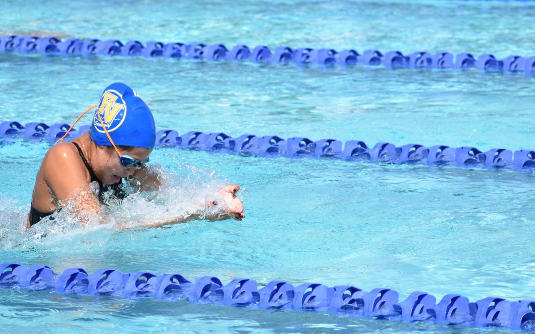 Fountain Valley girls' swim crushes Edison Chargers, boys' swim fail to secure a victory