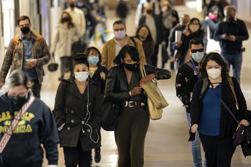 Opinion: Keep wearing masks to prevent COVID-19 variants
