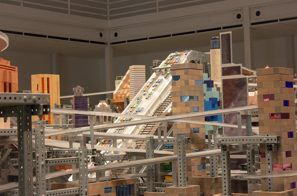 LACMA: The slow return of museums