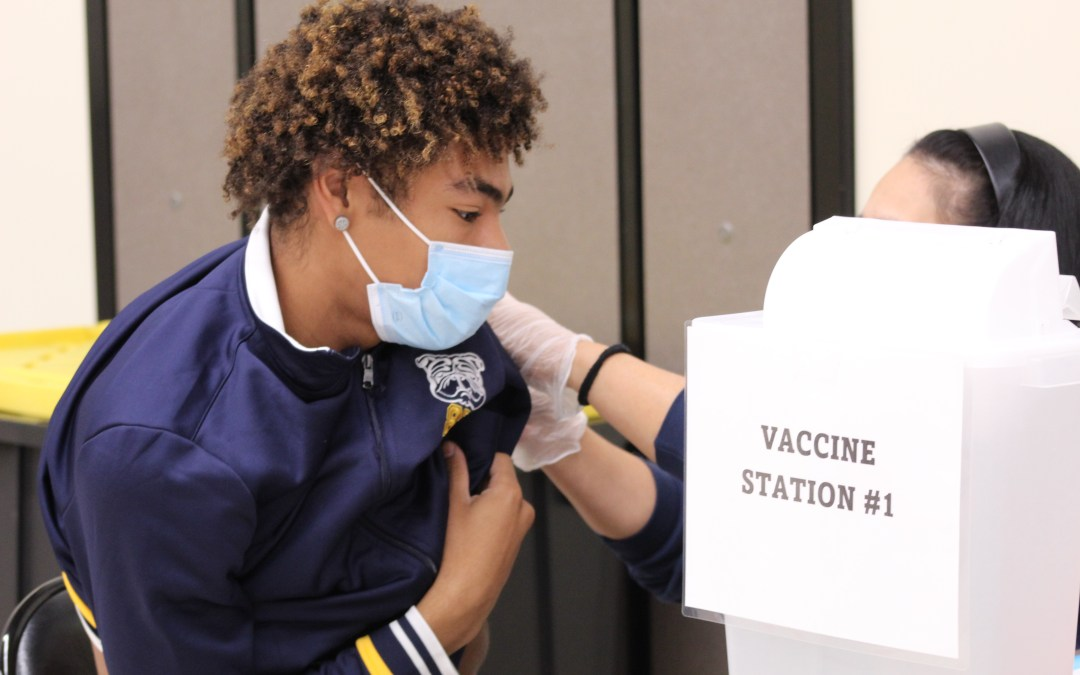 LAUSD announces vaccine mandate for all eligible students