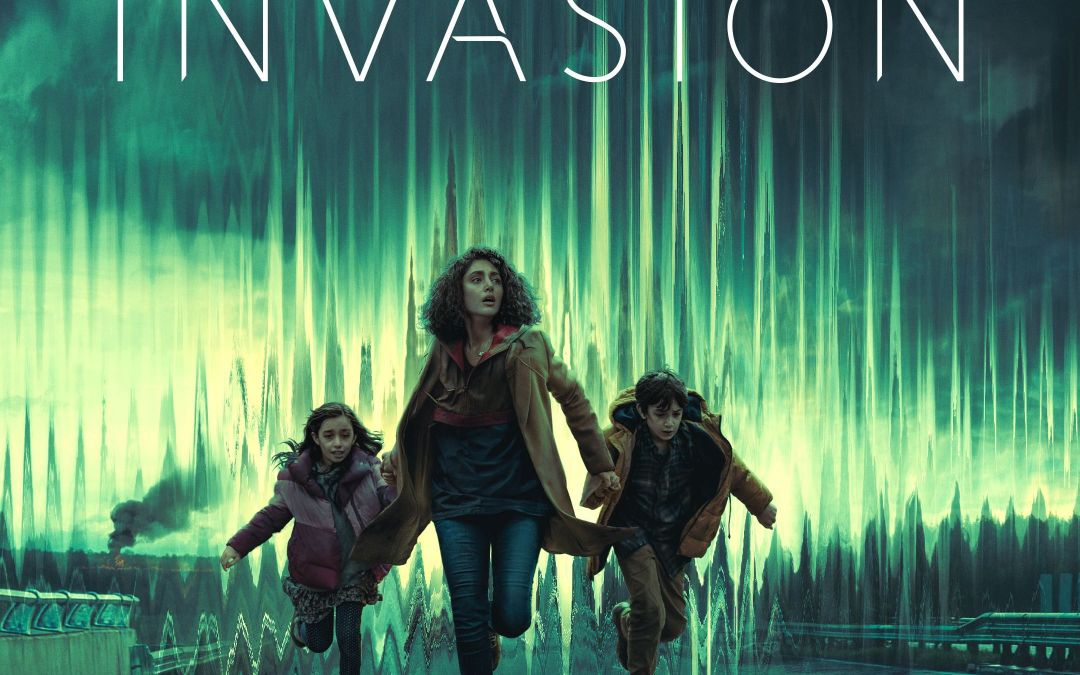 Q&A: Tara Moayedi makes her debut performance in Apple TV+'s 'Invasion'