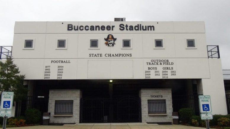 Hoover Buccaneer Stadium