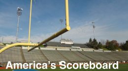 high school football scores