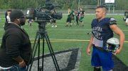 Drew Gibbs Soldotna football