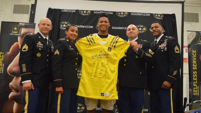 Mique Juarez North Torrance football