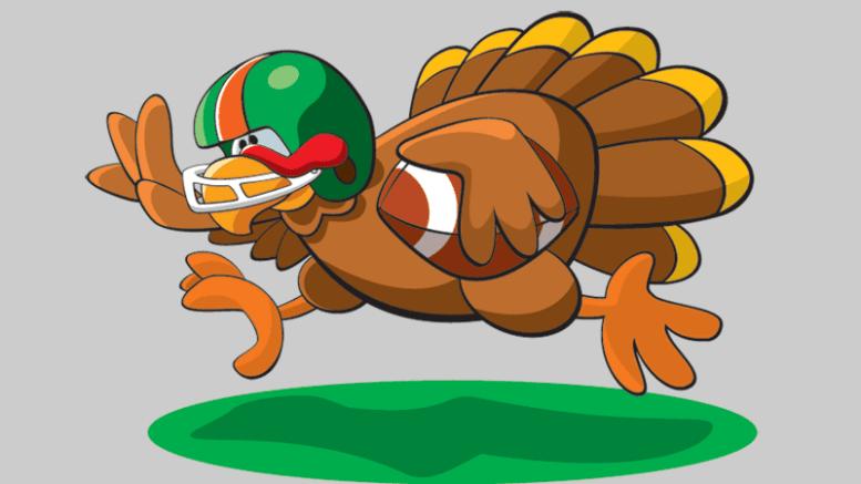 Thanksgiving high school football