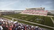 New Katy high school football stadium