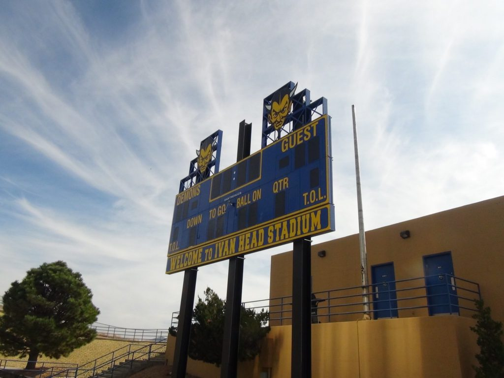 Ivan Head Stadium