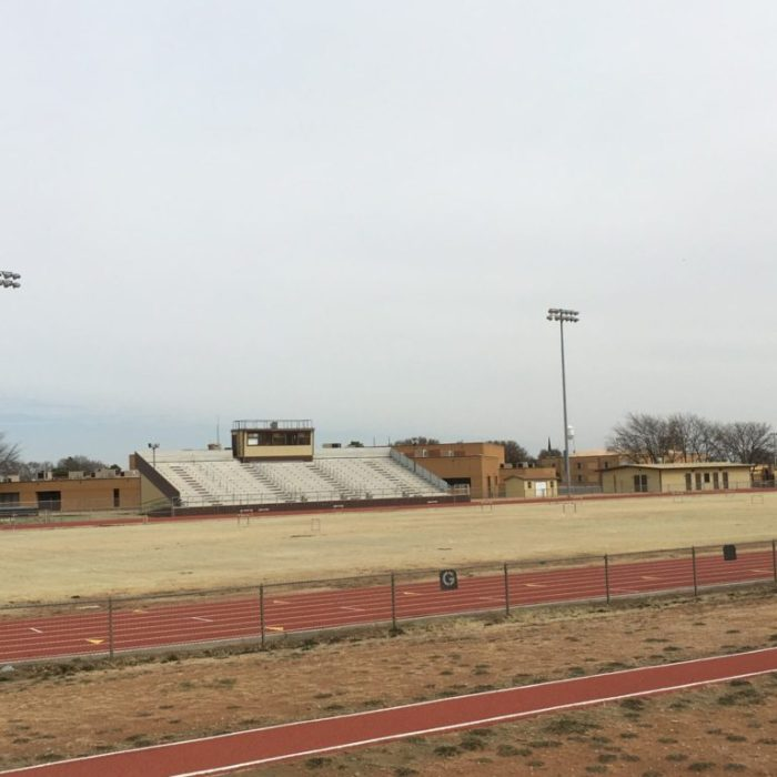 Sudan High School home stands