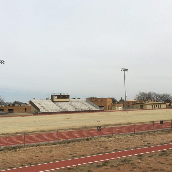 Sudan High School home stands
