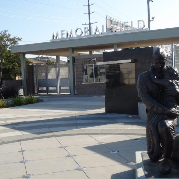 Burbank Memorial Stadium