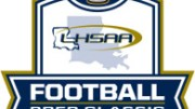 Louisiana high school football playoff brackets