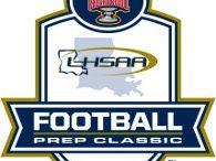 Louisiana high school football playoff brackets