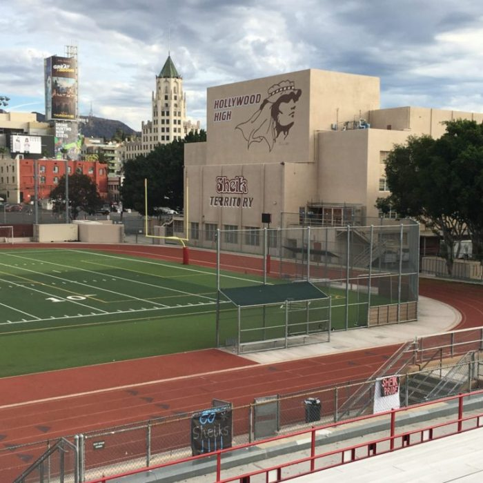 Hollywood HS