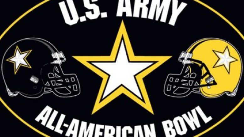 us army all american high school football game