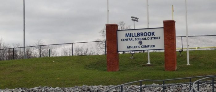Millbrook High School football