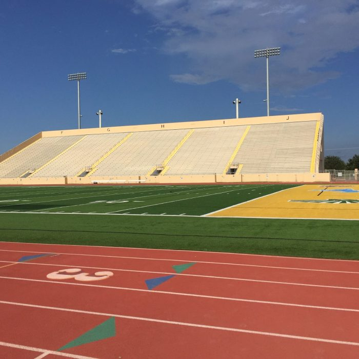 McAllen Veterans Memorial Stadium