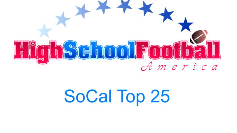 SoCal Top 25