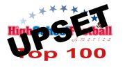 top 100 upset