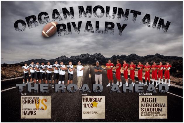 organ mountain rivalry