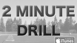 2 minute drill podcast