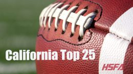 california high school football top 25
