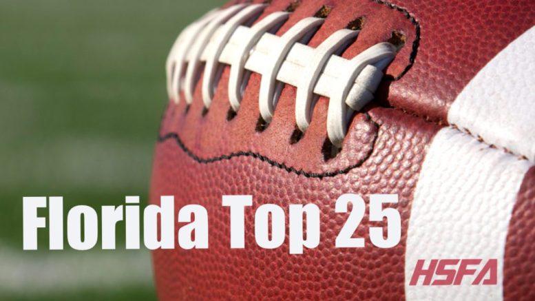 Florida Top 25