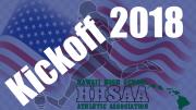 Hawaii 2018 high school football