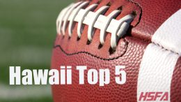 hawaii top 5 high school football