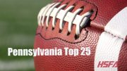 pennsylvania high school football top 25