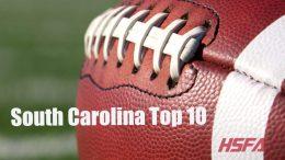 south carolina top 10
