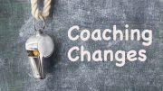 high school football coaching changes