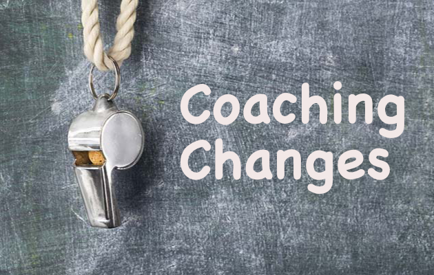high school football coaching changes