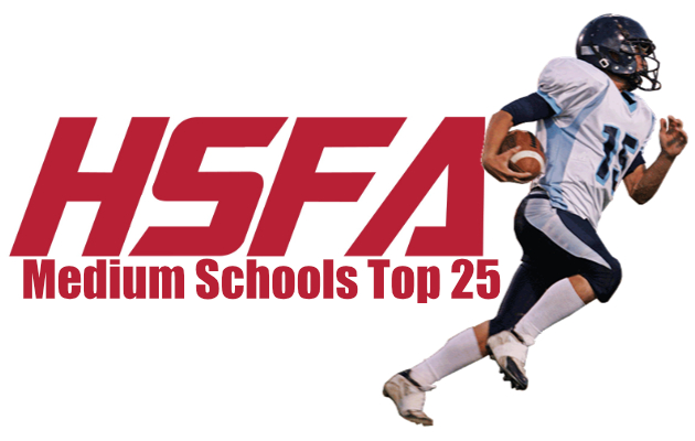 medium school top 25
