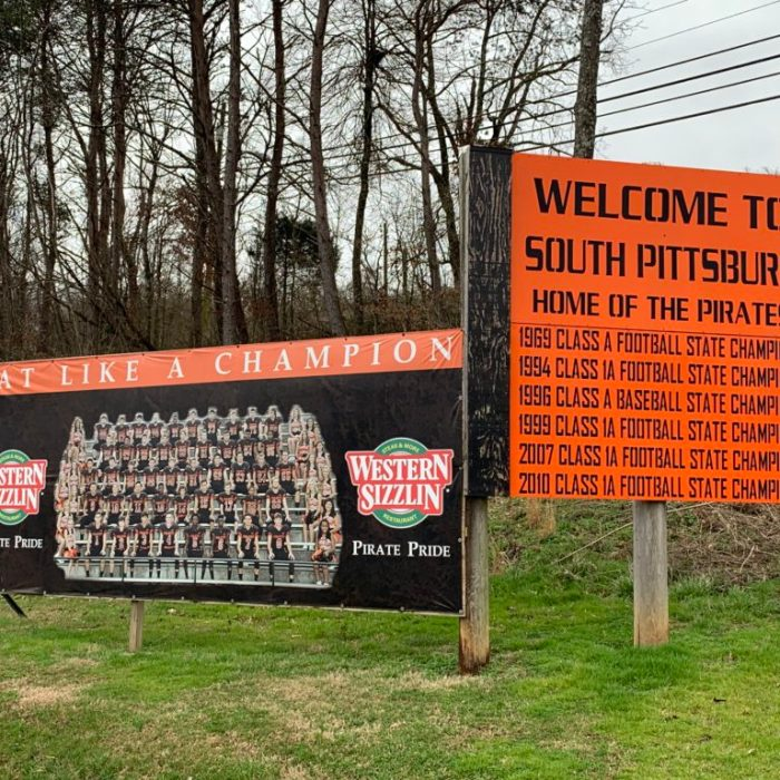 south pittsburg football