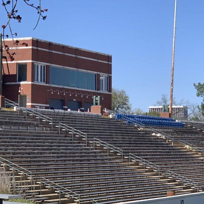 aj mcclung memorial stadium