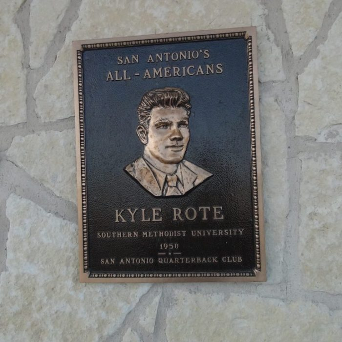 kyle rote