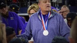 texas high school football coach