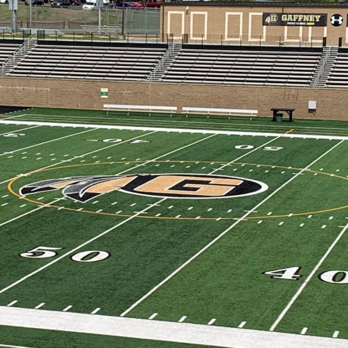 Stadium Project - Gaffney High School (South Carolina ...