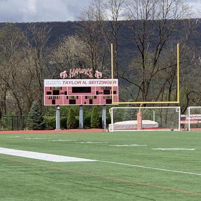 hamburg high school football